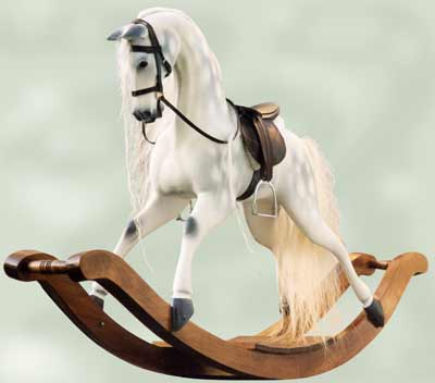 the rocking horse winner point of view